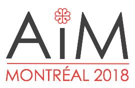 logo AIM 2018
